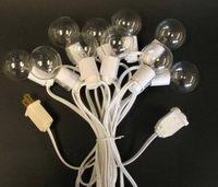 10 Socket Light Cords for Lanterns Kit