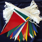 Custom Made Bunting Flags