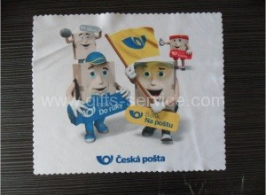 Advertising Cleaning Cloth