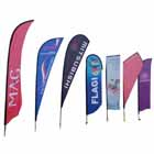 Customized Bow Flags