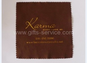 Cleaning Cloth Stamping