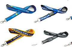 Custom Made Advertising Lanyards