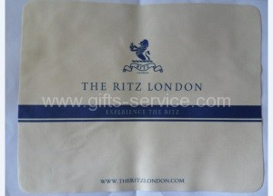 Custom Made Cleaning Cloths Heat Transfer Printing