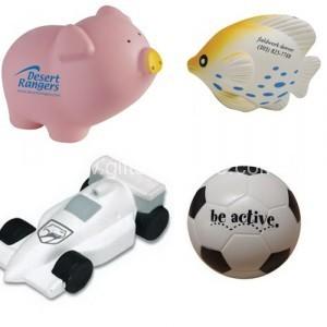Customized PU toys