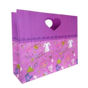 Die Cut Handle Paper Bags