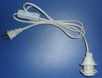 Electric Light Cords for Lanterns