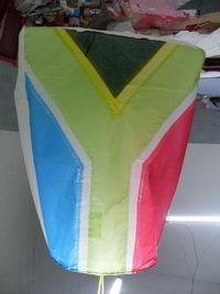Flag printed sky lanterns
