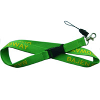 Foam Printing Custom Made Lanyard