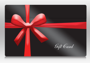 Promotional and Printed Gift Cards
