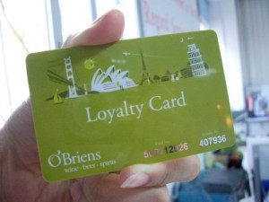 Promotional and Printed Loyalty PVC Card