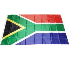 Custom Made National Flags