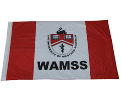 Nylon National Flags Supplier