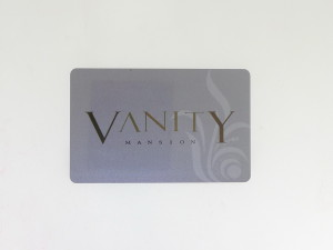 Promotional Fundraising PVC Cards