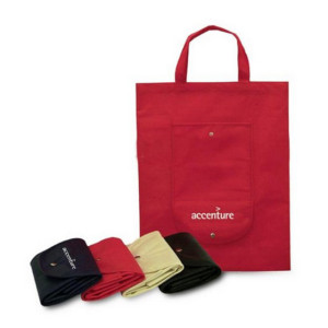 Printed Promo Foldable Fabric Bag
