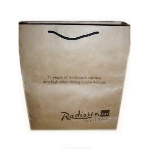 Promotional Printed Kraft Paper Bag