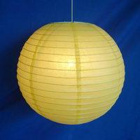 Round customized paper lanterns