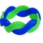Untypical Custom Made Silicone Bracelets