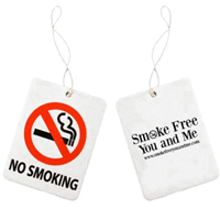 air freshener promo products