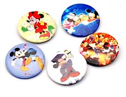 promotional button pins