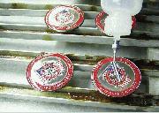 custom pins badge