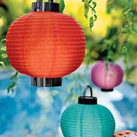 customized promo lantern