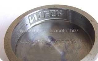 silicone bracelet making mold