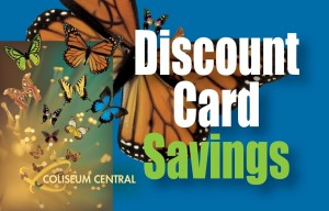 Promotional Discount PVC Card