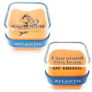 Logo Printed and Plastic Promo Sandglass