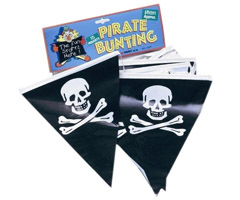 Personalized Paper Bunting Flags