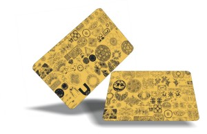 Advertising Plastic Cards