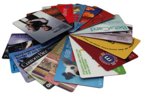 Custom Made Plastic Cards