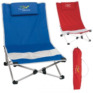 Folding two-position recliner