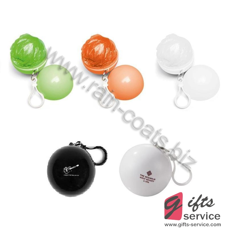 Advertising Disposable Rainwear Ball