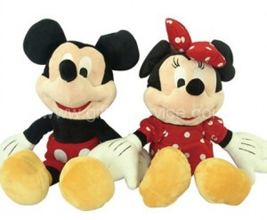 Customized Plush Toys