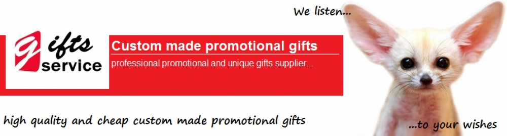 Gifts Service – custom promo