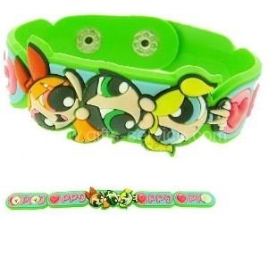 3D Silicone Bracelets