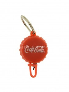 Promotional Retractable Ski Pass Reel