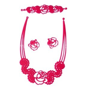 Promotional Silicone Necklaces