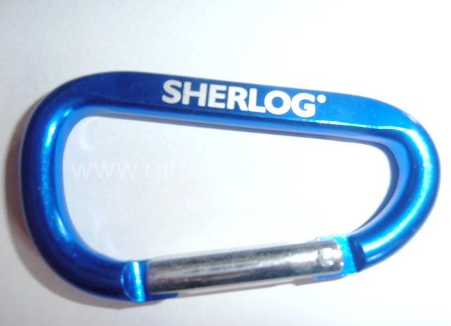 custom printed snap hooks