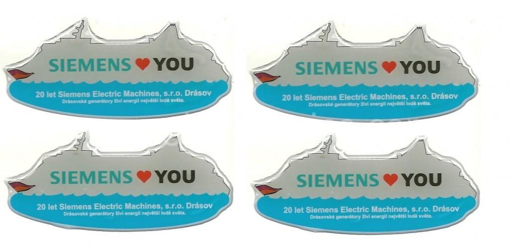 custom made epoxy stickers