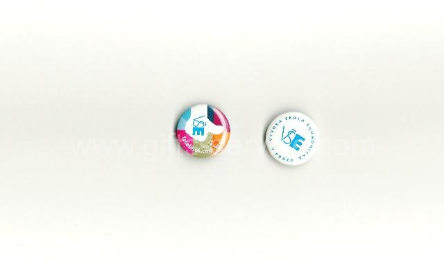 promotional pins and buttons