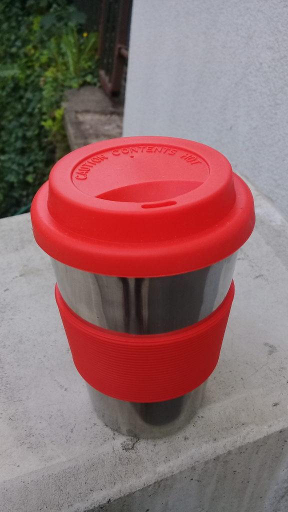 gastro silikonové víčko a holder omyvatelné v myčce