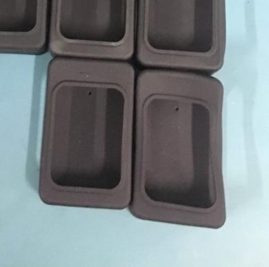 Výroba obalu ze silikonu