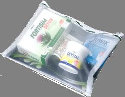 Zakázková výroba tašek ve tvaru na zakázku podle tvaru produktu, nebo účelu použití.