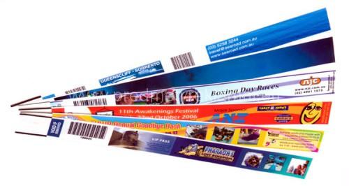 Identifikačné pásky na zákazku