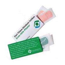 Zákazková výroba náplastí v papierovej krabičke