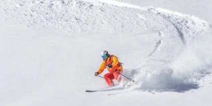 Kompresní legíny pro lyžaře